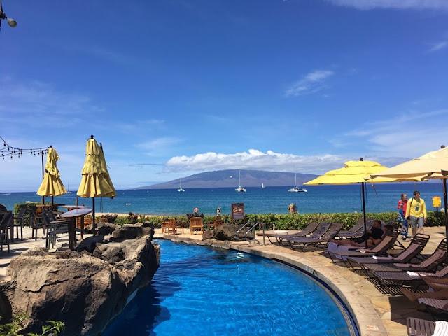 Maui, Hawaii, Sheraton, Kaanapali