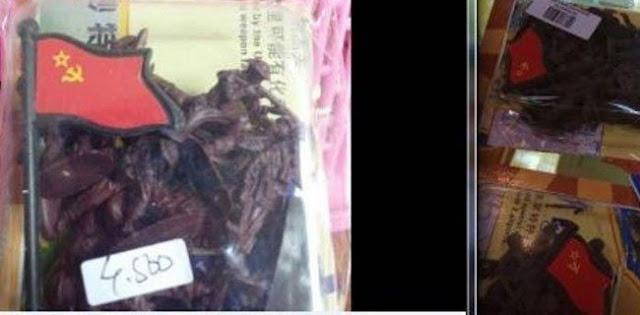Polisi Sita Mainan Diduga Berlogo PKI