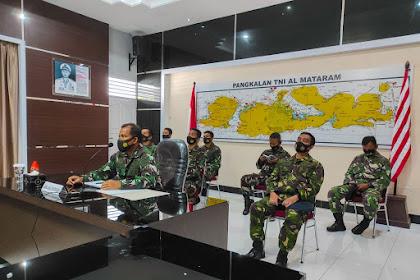 Lanal Mataram Hadiri Sosialisasi Unclos 82 Oleh Kadiskumal