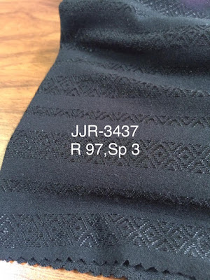 black mesh facbric activewear