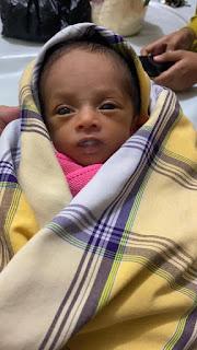Penemuan Bayi Oleh Warga di Kelurahan Jagong Pangkep