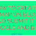 HOW TO CREATE A SITEMAP ON BLOGGER AND SUBMIT IT TO GOOGLE AND BING
