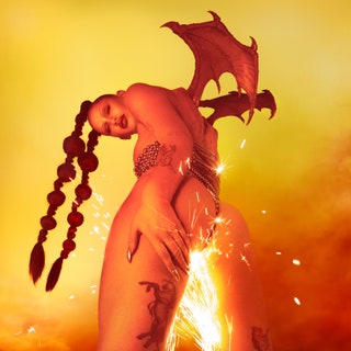 Eartheater - Phoenix: Flames Are Dew Upon My Skin Music Album Reviews