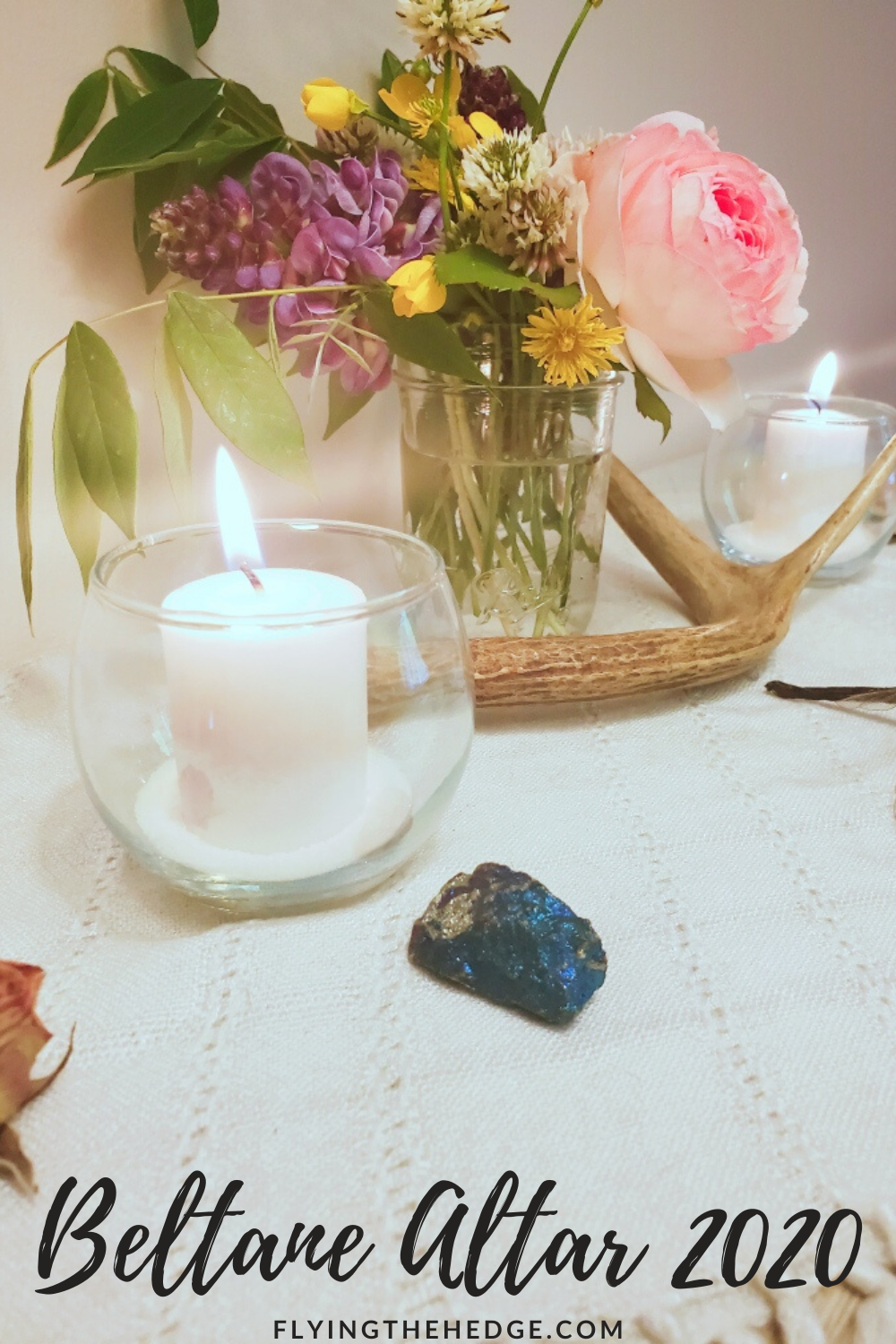 Beltane, altar, witch, witchcraft, May Day, witchy
