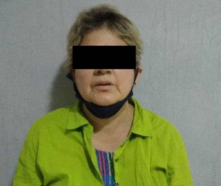 """Cae en Oaxaca mujer adulto mayor Sicaria """"La Licenciada"""" por doble ejecución"""