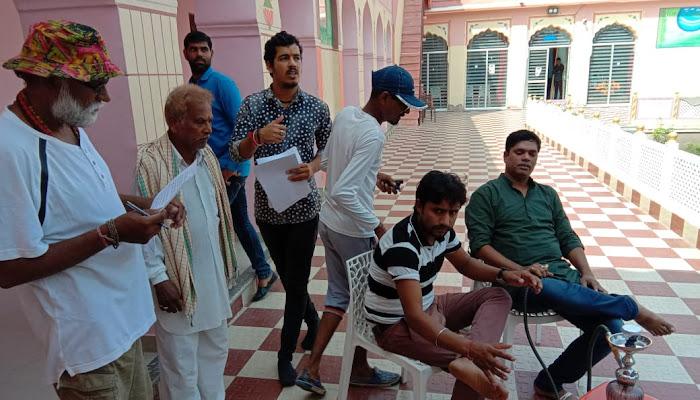 Any Time Hekdi Shooting Pics at Hotel Bidasar Fort