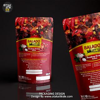 Jasa Desain Kemasan Makanan - Otakatikide | Branding ...