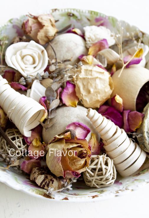 Cottage Flavor Beautifully Easy Potpourri Ideas