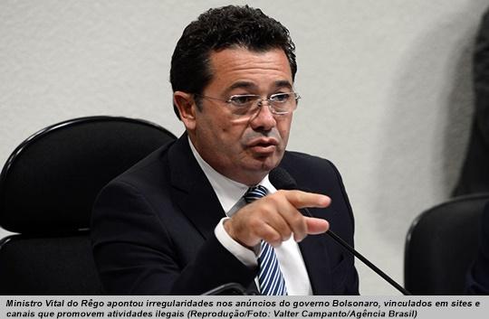 www.seuguara.com.br/Vital do Rêgo/Tribunal de Conas da União/governo Bolsonaro/