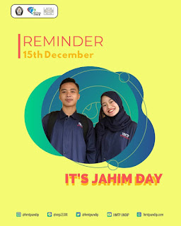 [IT'S JAHIM DAY!]
