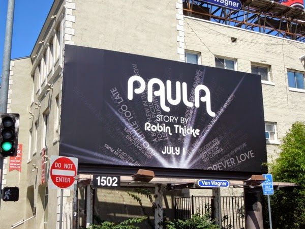 Robin Thicke Paula album billboard