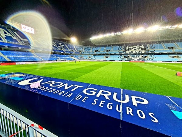 Sigue en directo el Málaga - Oviedo de Copa (1-0)
