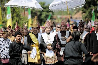 Ridho Ficardo Silaturahmi Dengan Ajang Sai Batin Pesawaran