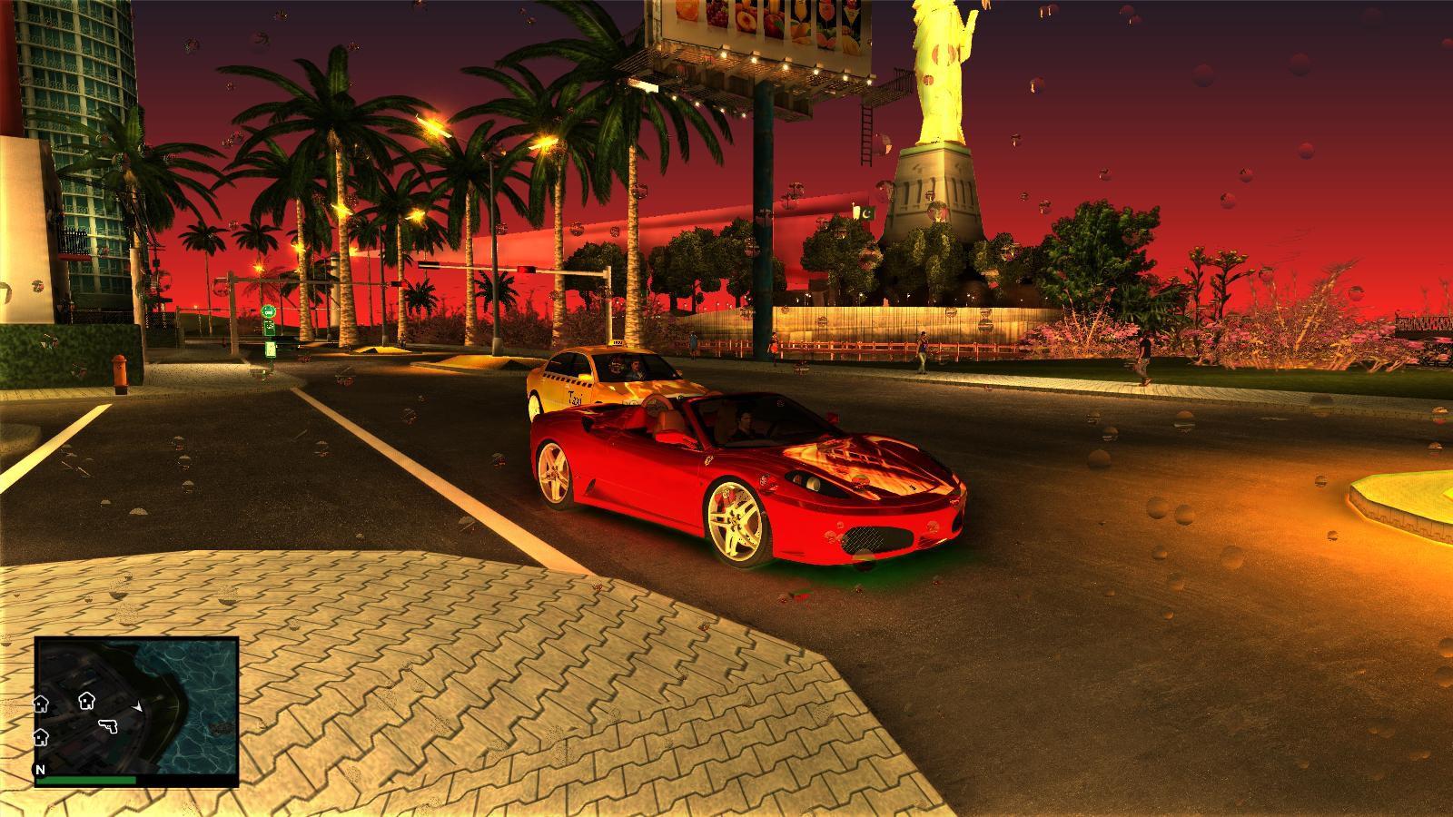 Grand Theft Auto: Vice City: Modern Vice City
