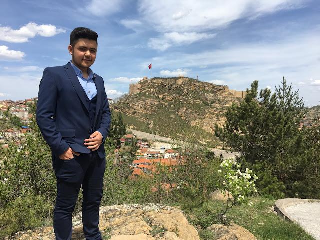 Muhtar Erdem Savaş Kastamonu Kalesi Mezuniyet 2019 - Mayıs 2019