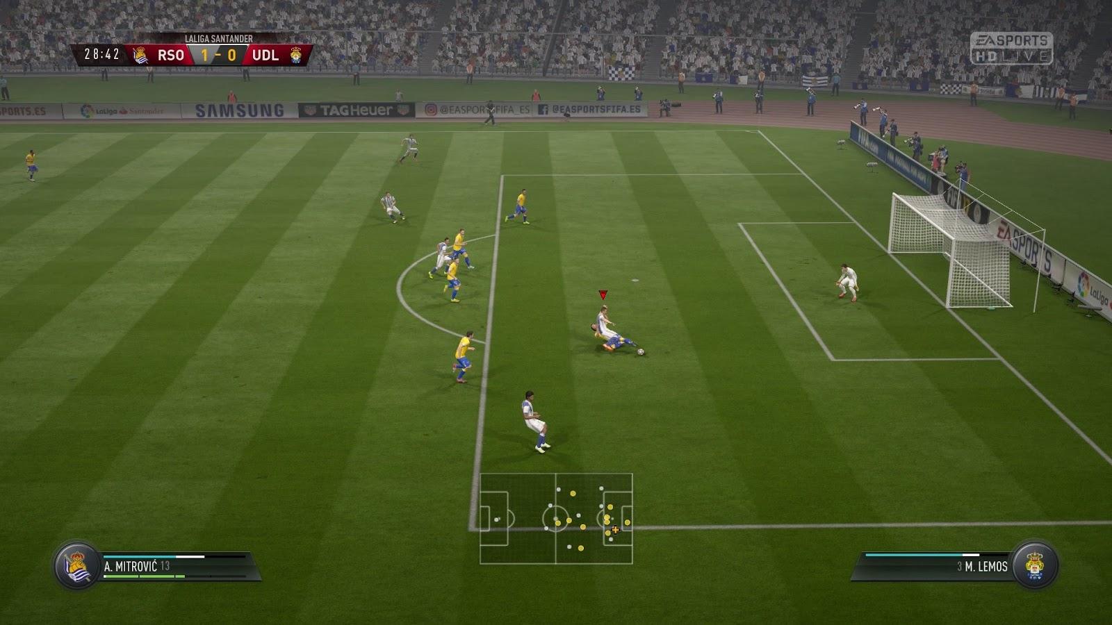 FIFA 17 ESPAÑOL PC (STEAMPUNKS) LATINO y CASTELLANO + REPACK 7 DVD5 (JPW) 5