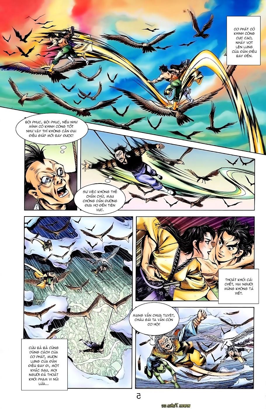 Cơ Phát Khai Chu Bản chapter 105 trang 15