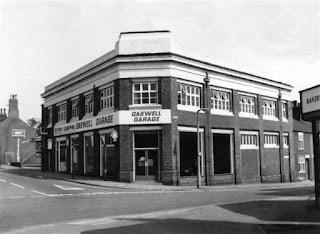 Oakwell Garage from Ilkeston Life