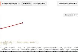 Cara menyesuaikan ukuran gambar di artikel blog