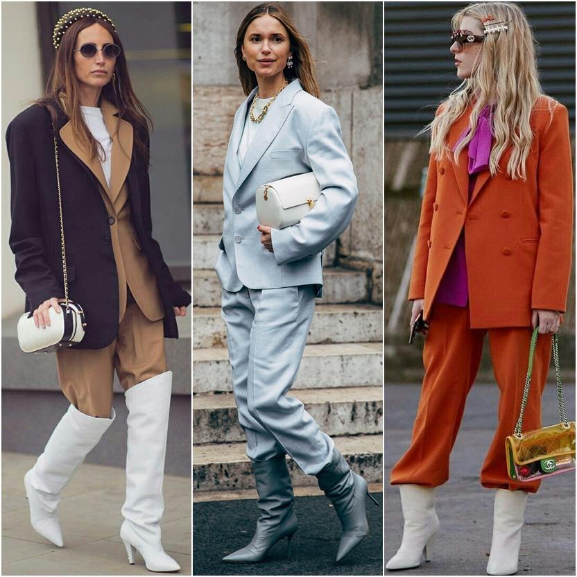 Maneiras de usar calça por dentro da bota ou bota por cima da calça