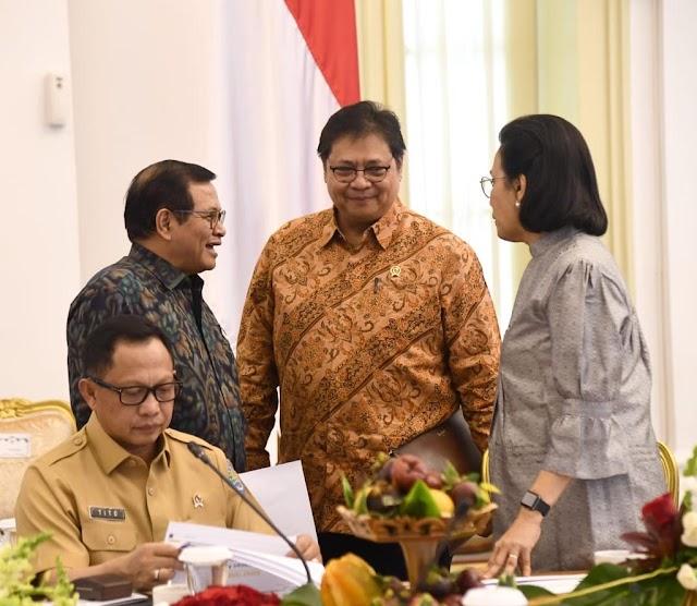 mengantisipasi dampak penanganan virus corona terhadap perekonomian Indonesia