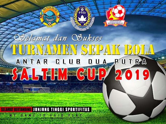 Bagi Pecinta Sepak Bola, Turnamen Antar Club Dua Putra Saltim Bakal Digelar Minggu Kedua November