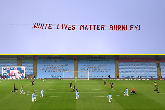 Aksi Tidak Terpuji Ketika Pertandingan Machester City vs Burnley