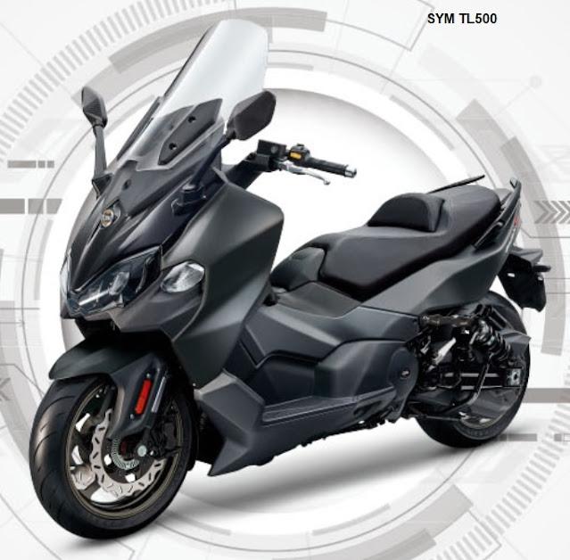 SYM TL500