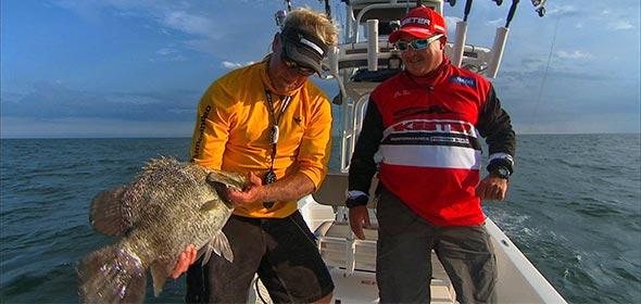 Port Canaveral Flounder