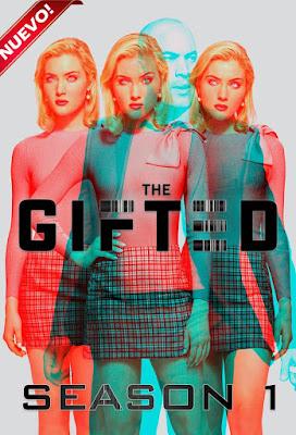 The Gifted (TV Series) S01 DVD R1 NTSC Latino 3xDVD5