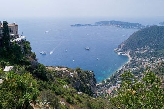 Côte d'Azur, Prancis