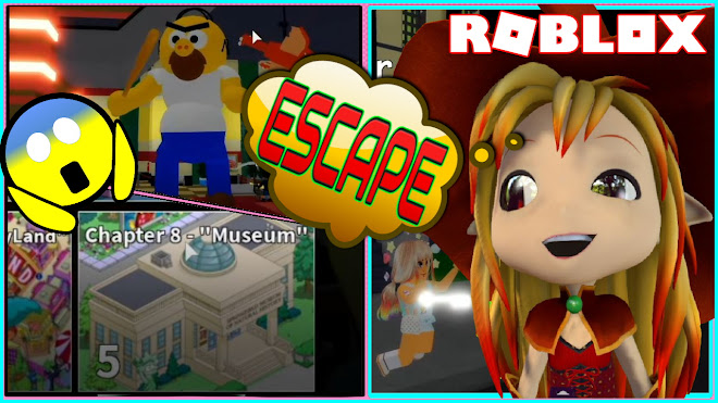 ROBLOX The Piggysons! ESCAPE NEW CHAPTER 8 MUSEUM Map