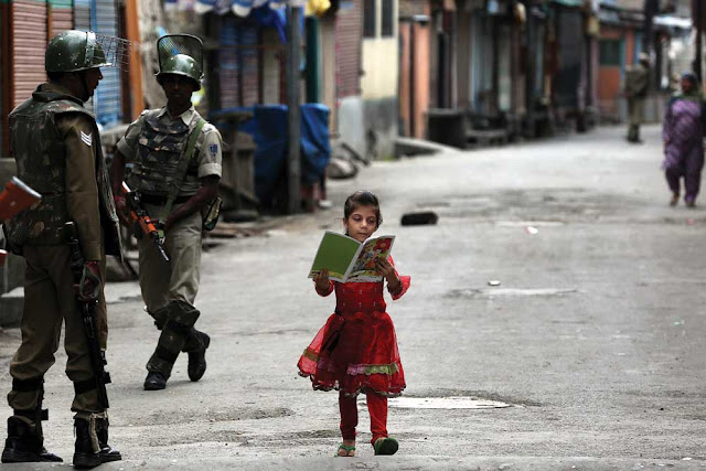 India Larang Peringatan Bulan Muharram di Kashmir