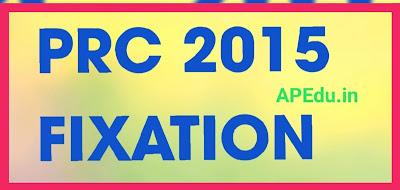 PRC 2015 FIXATION
