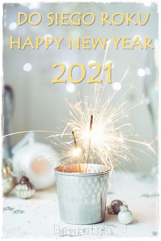 SZCZĘŚLIWEGO NOWEGO ROKU * HAPPY NEW YEAR