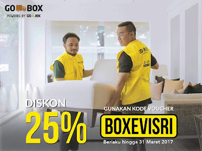 GO-BOX Solusi Jasa Pindahan di Bandung
