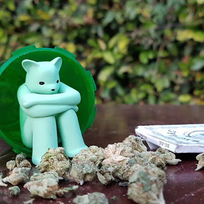 The Prisoner Kuma Kush Edition Resin Figure by Luke Chueh x Munky King