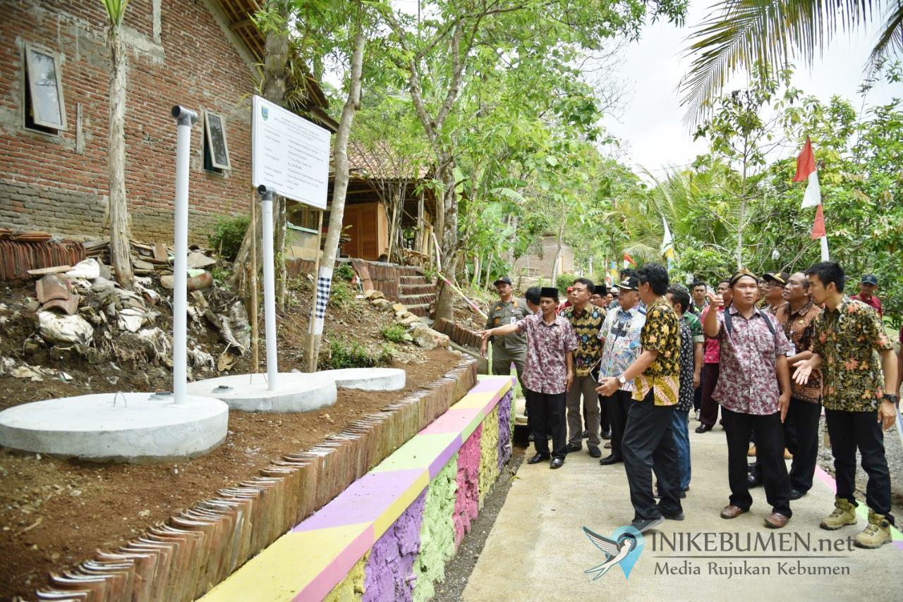 Warga 148 Desa di Kebumen Kini Nikmati Air Bersih Program Pamsimas