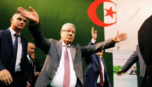 الأمين العام الأسبق لحزب بوتفليقة يطلب اللجوء السياسي في المغرب !