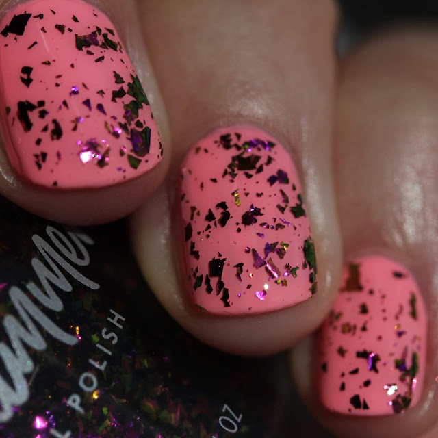 KBShimmer Nauti Girl swatch by Streets Ahead Style