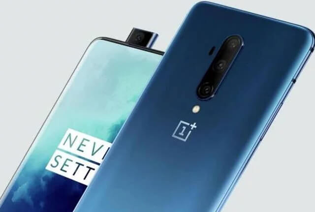 OnePlus 7T Pro Wins the Best Smartphone Honour or Award at MWC 2020