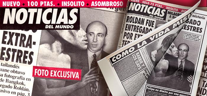 Periódico Noticias del Mundo Nº 26 (1995)