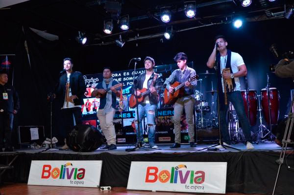 Tupiza invita al IV Festival Internacional de música