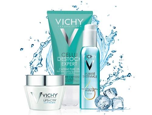 Bộ kem dưỡng trắng da Vichy