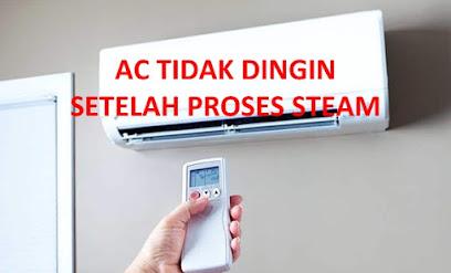 penyebab dan cara memperbaiki ac tidak dingin setelah steam