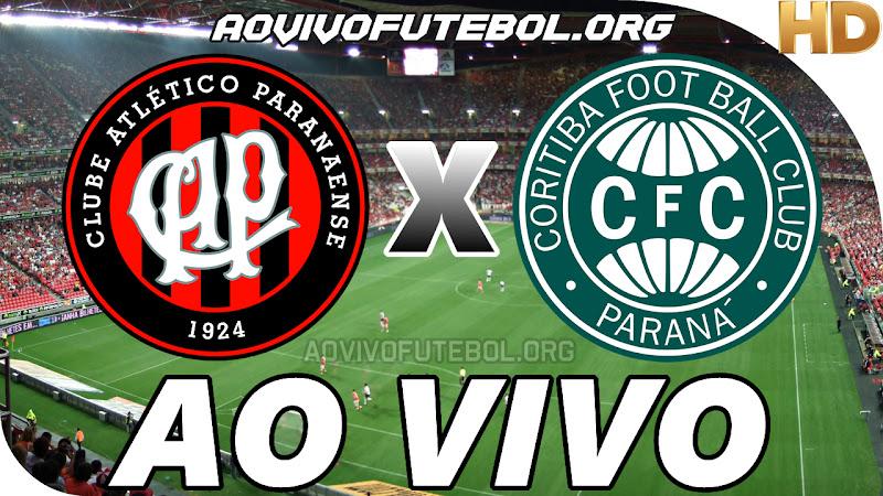 Atlético Paranaense x Coritiba Ao Vivo na TV HD