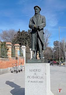 Cuesta de Moyano de Madrid