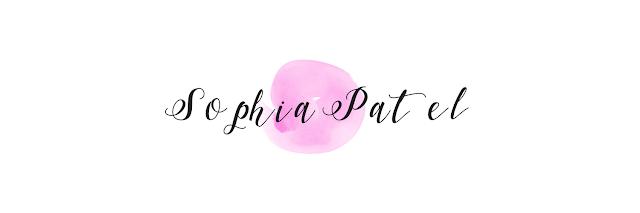 Sophia Patel blog logo