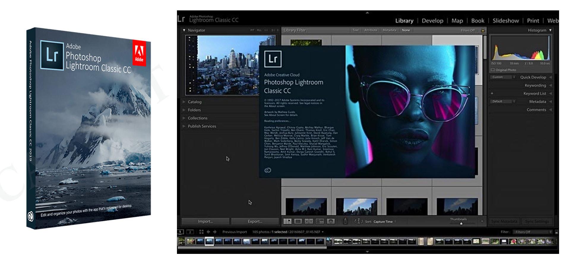 Cara Install Adobe Lightroom CC 2021