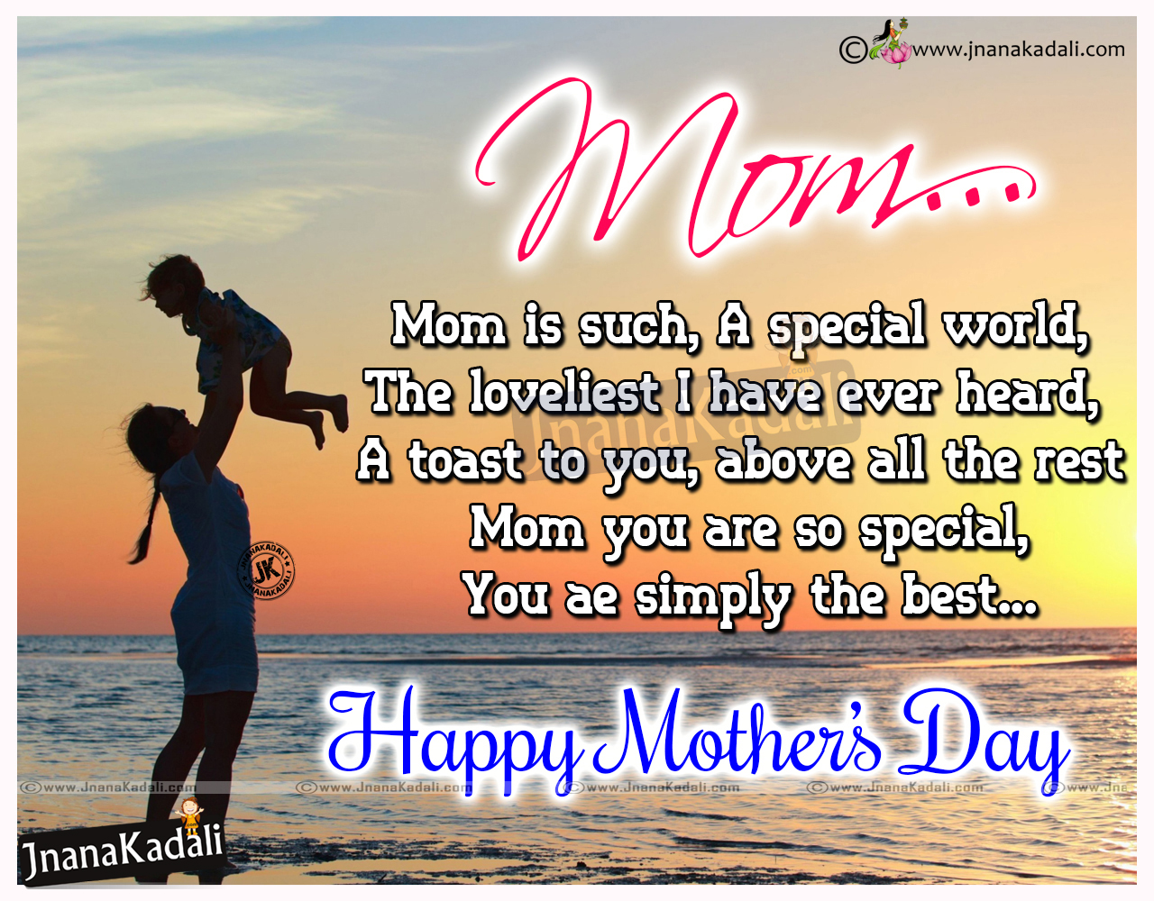 Latest English Mothers Day Quotes Wishes Wallpapers Mothers